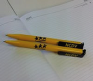NCDV Pens